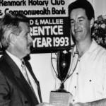 1993 Robert Sully  Chef