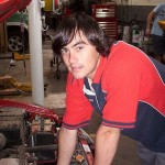 2005 Darren Quinn  Automotive Technician