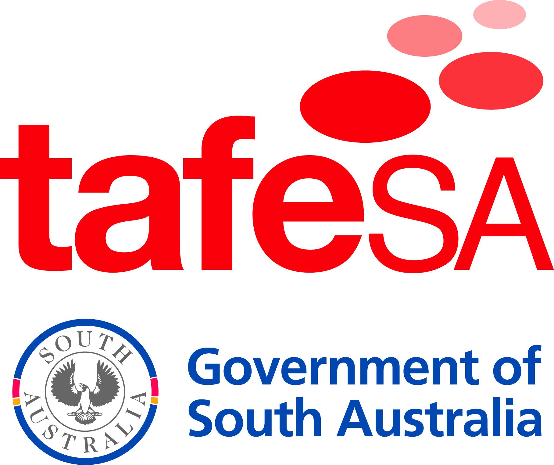 TAFE SA GOSA - Stacked CMYK